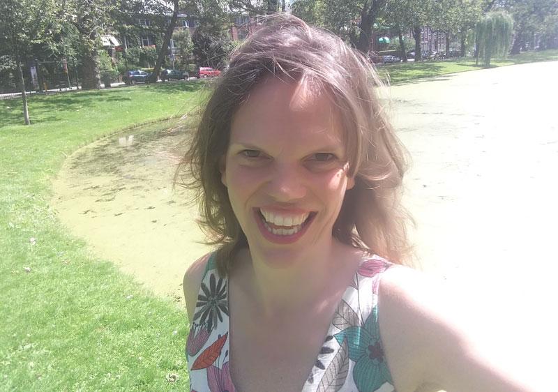 Carolien van den Akker; Transition Central; Life Coach Rotterdam; Coaching Rotterdam; From Judgement To Joy; A Summery Pace